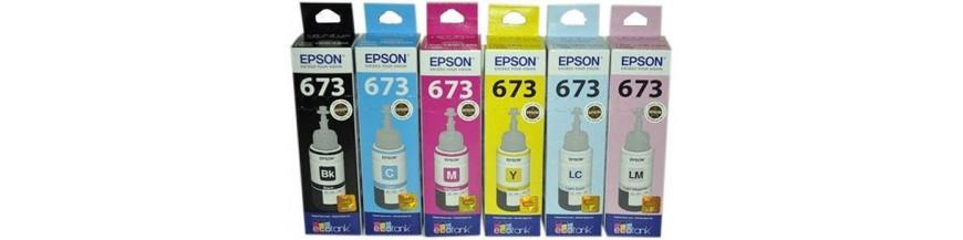 Tintas Epson 673